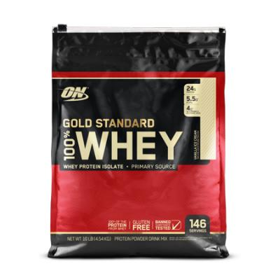 optimum-nutrition-gold-standard-100-whey-protein-powder-vanilla-ice-cream-24g-protein-10-lb-walmart-com