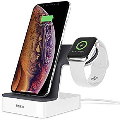 belkin-powerhouse-charge-dock-for-apple-watch-iphone-charging-dock-for-iphone-xs-xs-max-xr-x-8-8-plus-and-more-apple-watch-series-4-3-2-1-white
